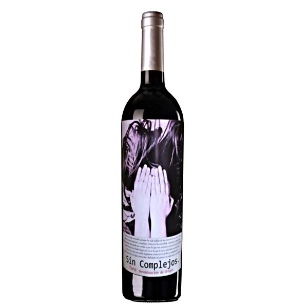 Sin Complejos vino