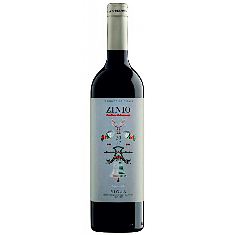 Zinio Crianza 2012