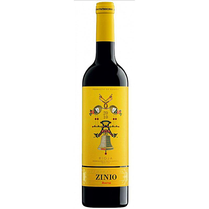 Zinio Reserva 2010