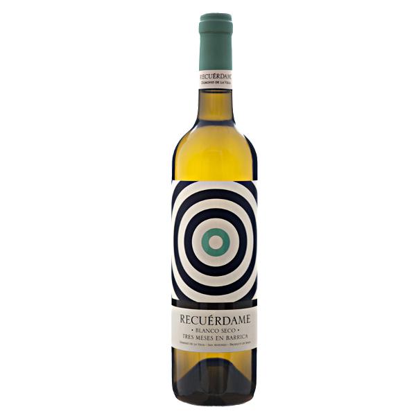 Recuerdame vino blanco