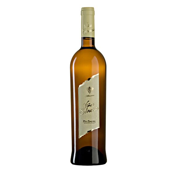 Viña sobreira vino albariño
